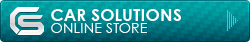 Car Solutions Online Store